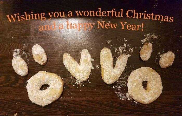 ÖVVÖ Weihnachtskarte 2017