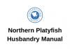 Husbandry manual for northern platyfish